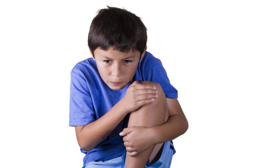 足首 痛い 子供