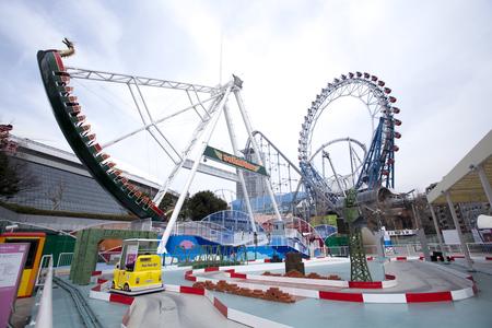 【関東】入園無料!格安で遊べる遊園地10選