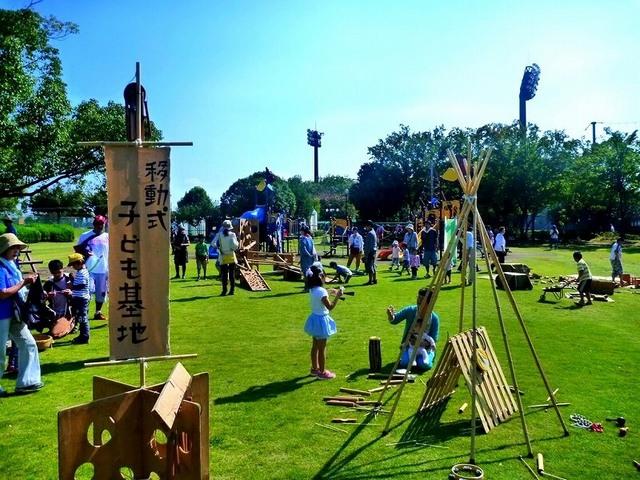 子ども入場無料! 自然の中で遊び尽くせるキャンプフェス開催