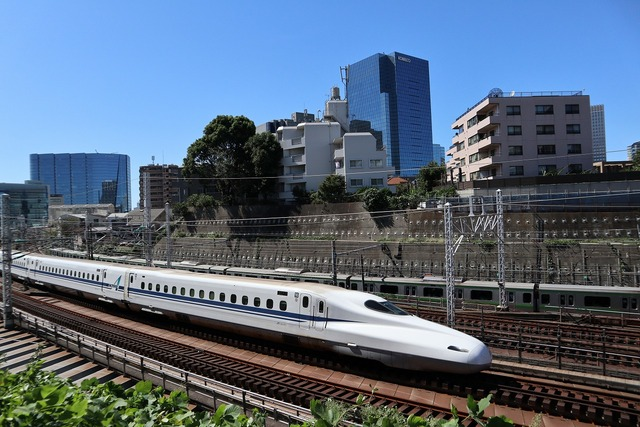 品川の電車・新幹線が見られるおすすめスポット9選穴場も