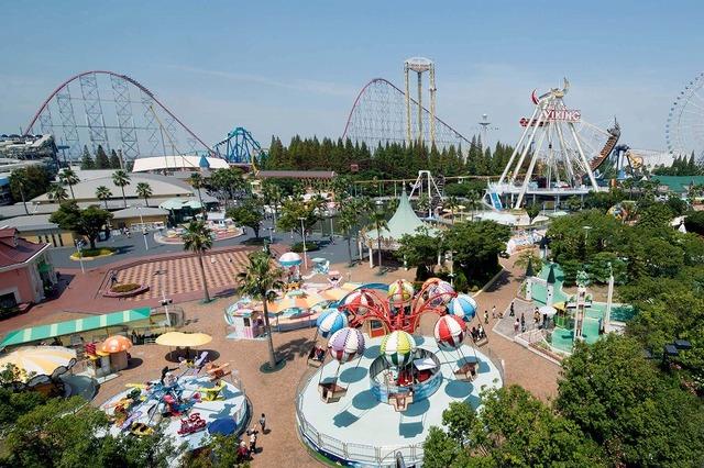 年齢別ですぐわかる 東海の入場無料の遊園地&テーマパーク15選