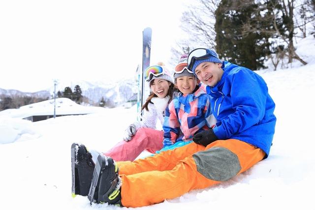 軽井沢・菅平高原エリアのスキー場完全ガイド ファミリーに最適