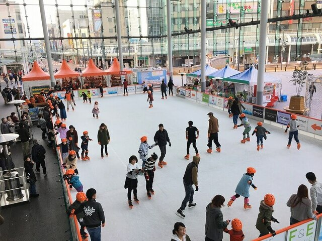 全国のおすすめ格安スケート場10選 子ども500円前後で遊べる!