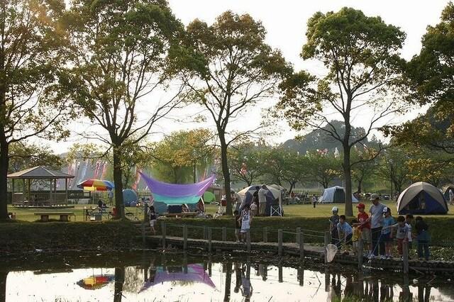 関東のおすすめ無料キャンプ場7選 遊具・水遊び場・予約不要も