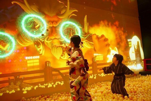 前橋市に遊んで学べるデジタル体験施設誕生! 日本文化がテーマ
