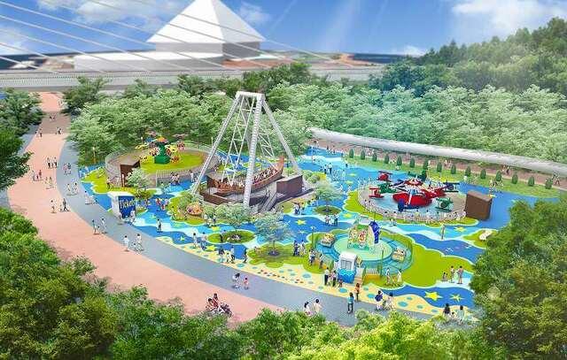 横浜「シーパラ」に新エリア誕生 新遊具&人気屋内遊び場も拡大