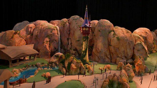 TDS新エリア「ファンタジースプリングス」初動画! 新ホテルも