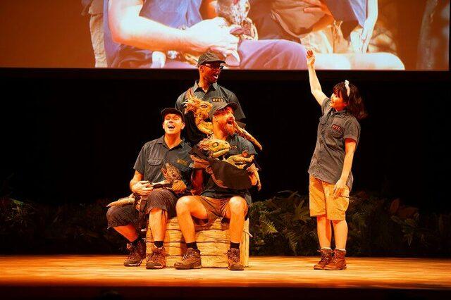 リアルに動く「恐竜どうぶつ園」が内容一新 2021夏に全国開催!