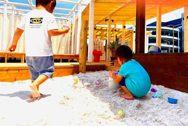 座間市に大型アウトドア施設OPEN 砂浜でBBQ&グランピングも!
