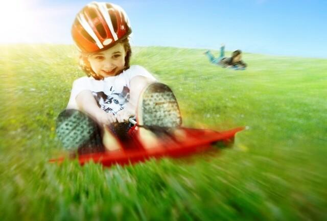 三木市の大型リゾート施設で秋イベント 親子で挑戦&大自然満喫