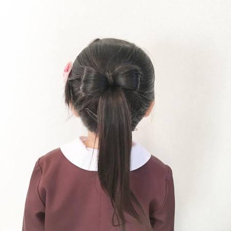 子供 の 可愛い 髪型