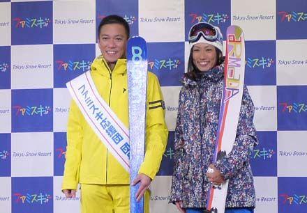 オリンピック選手三星マナミさん...