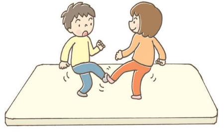 残したい日本の遊び】親子で相撲...