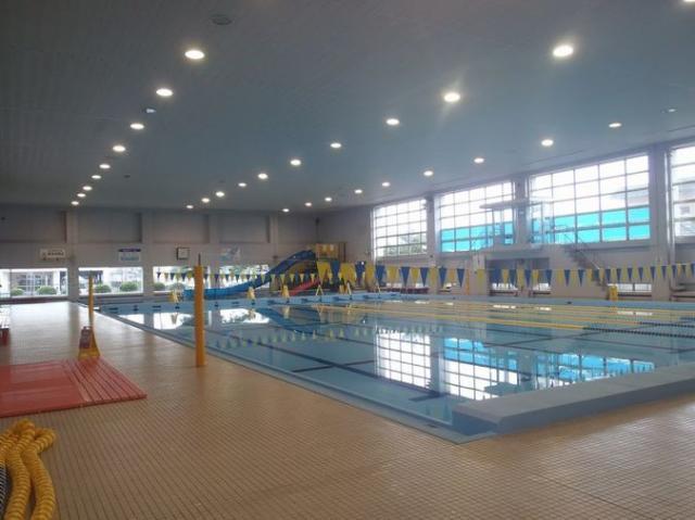 鳥屋野総合体育館 屋内プール