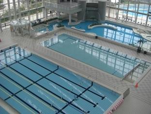 浦安市屋内水泳プール