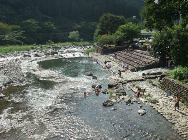 矢部川源流公園