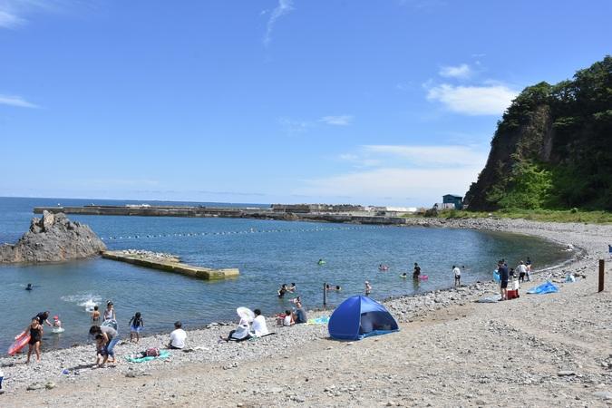 舟渡海水浴場