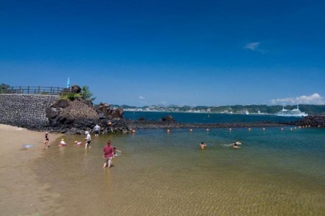 レインボービーチ