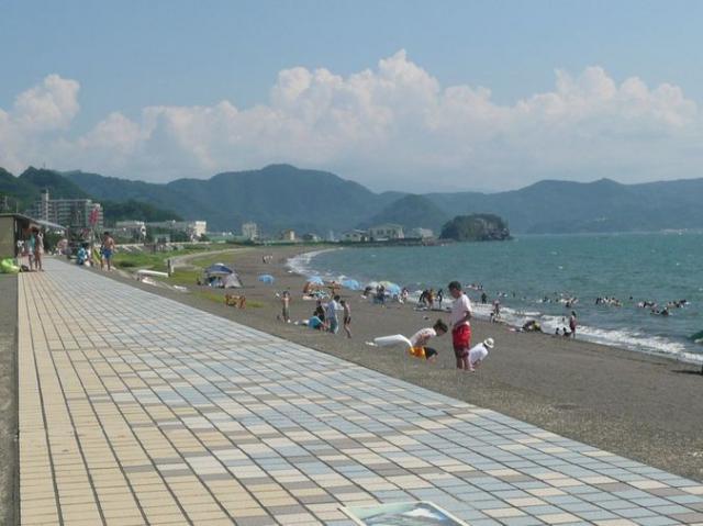 【2020年休止】島郷海水浴場