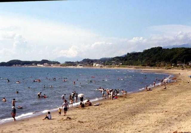 浜田キャンプ海水浴場(鹿屋海浜公園)