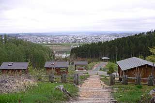 美幌みどりの村 森林公園キャンプ場