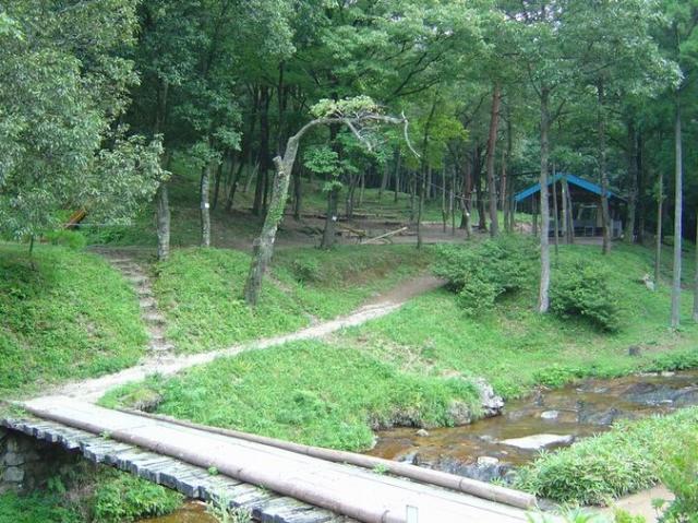 深篠川キャンプ場