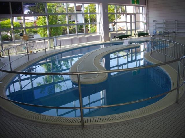 温水プール「KAPPA」