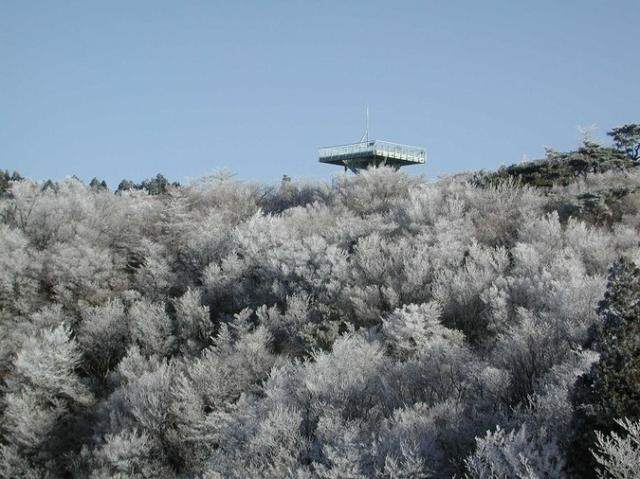 金剛山展望台