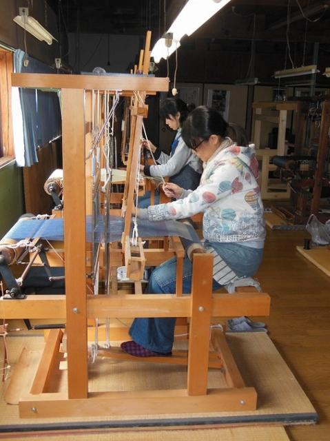 山崎麻織物工房