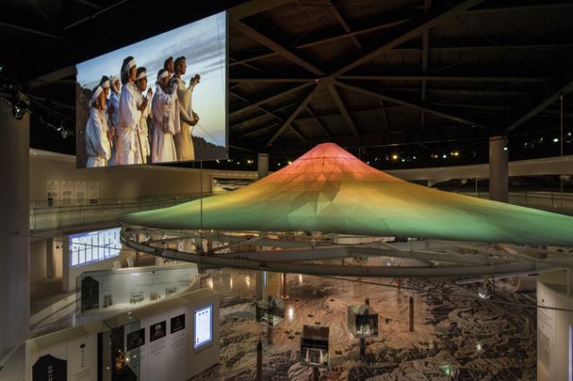 山梨県立富士山世界遺産センター(旧:富士ビジターセンター)