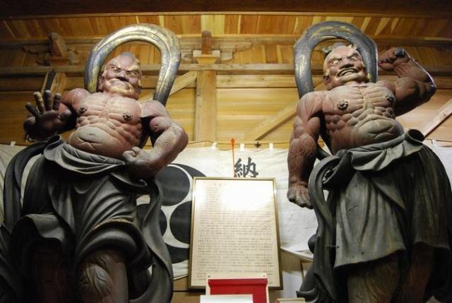 本道寺口之宮湯殿山神社(旧本道寺)