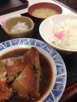 小田原漁港内 魚市場食堂