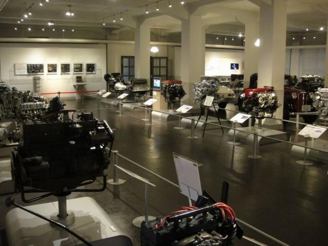 日産自動車横浜工場ゲストホール・日産エンジンミュージアム