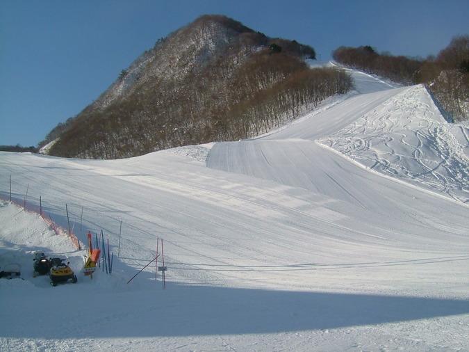 花巻市 鉛温泉スキー場
