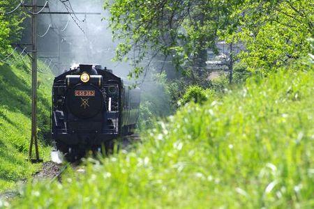 秩父鉄道 SLパレオエクスプレス(エスエルパレオエクスプレス)