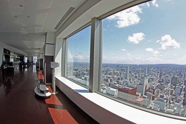 JRタワー展望室 T38(タワー・スリーエイト)