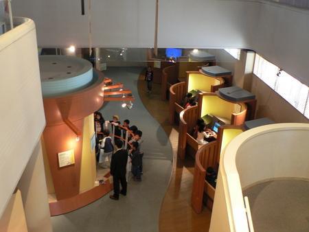 富山県交通公園 交通安全博物館