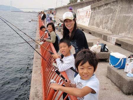 公園 釣り 平磯 海