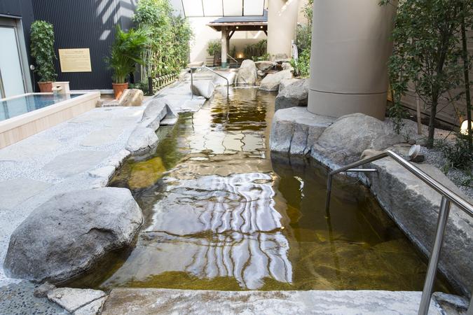 東京ドーム天然温泉 Spa LaQua(スパ ラクーア)