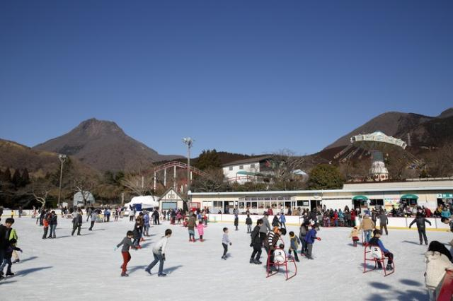 城島高原パークアイススケートリンク