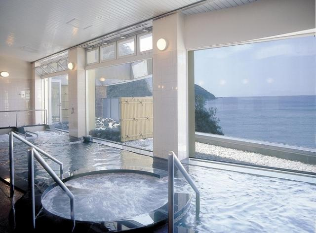 温泉館「海の里」みちしおの湯