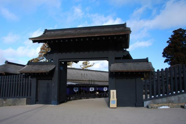 箱根関所・箱根関所資料館