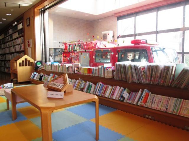 大磯町立図書館