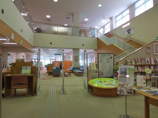 二宮町図書館
