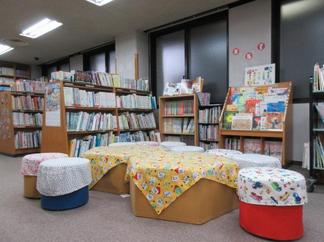 中井町立井ノ口公民館図書室