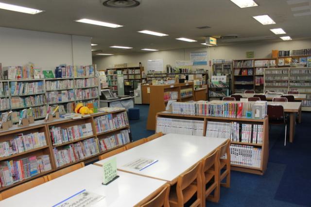 松田町図書館(足柄上郡松田町)