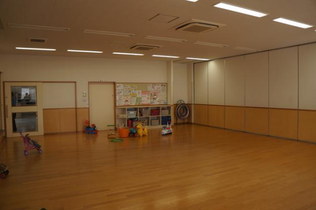 毛利台児童館