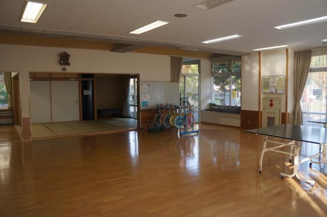 森の里児童館