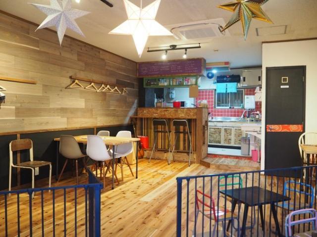 カフェ&レンタルスペース baila(カフェアンドレンタルスペース バイラ)