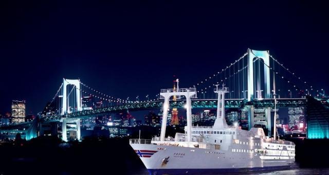 東京湾 納涼船